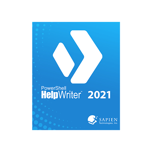 PowerShell HelpWriter 2021