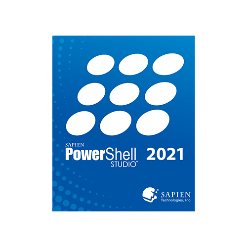 PowerShell Studio 2021