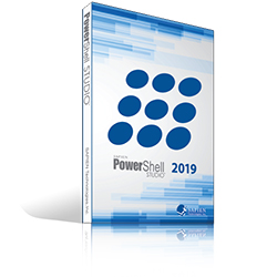 PowerShell Studio 2019