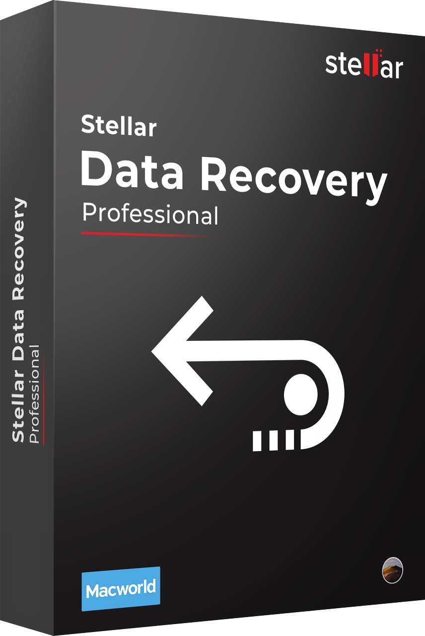 Stellar Data Recovery Professional Mac
