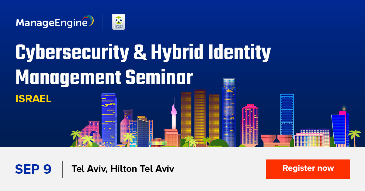 Cybersecurity & Hybrid Identity Management Seminar