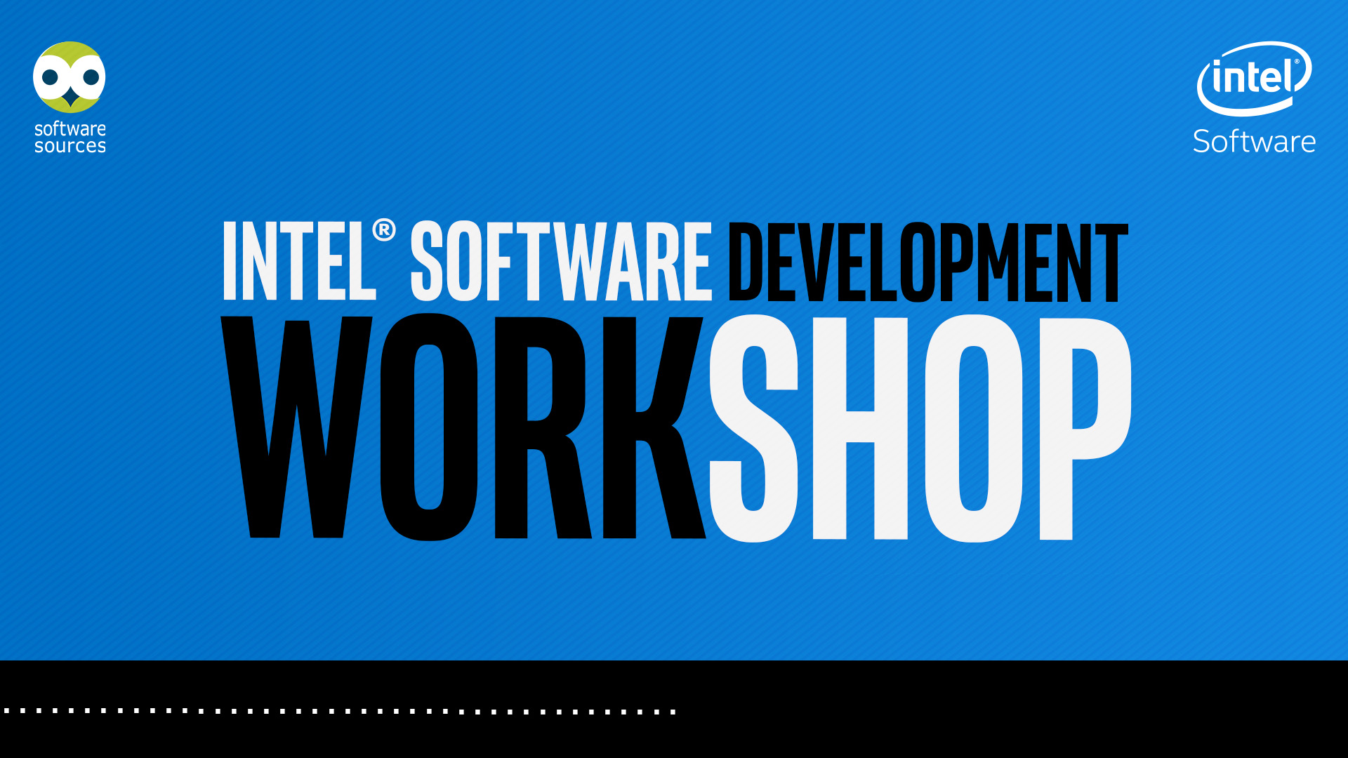 Intel Workshop