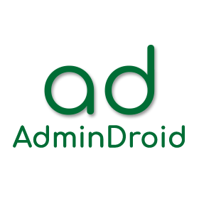 AdminDroid Logo